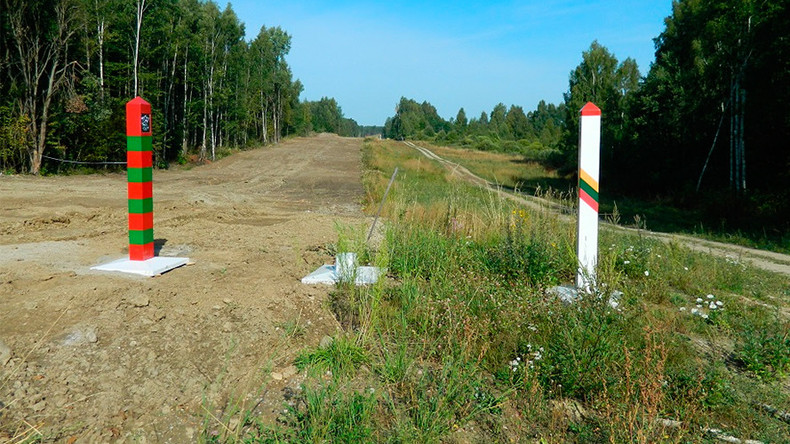 'Necessary deterrence means'? Lithuania awards $1.45mn contract to erect Russia border wall