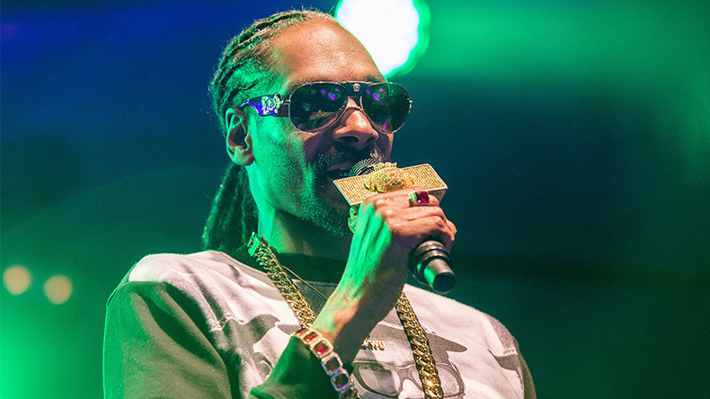 Sign language sensation steals show at Snoop Dogg gig (VIDEO)