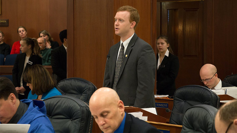 Abortions for 'free travel'? Alaska House censures rep over 'glad to be pregnant' comments