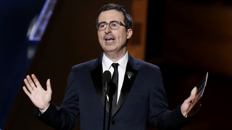 John Oliver uses Trump tax loophole to avoid paying levy on $9mn NYC penthouse