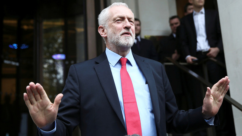 'I'm no pacifist,' but Britain's 'bomb first, talk later' policy must end, says Corbyn