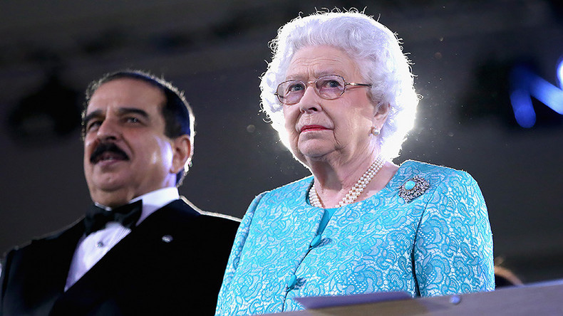Queen told to confront Bahrain's King Hamad on human rights abuses or sever ties completely