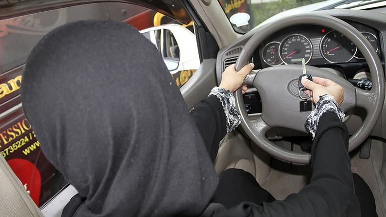 Young Saudi woman saves man's life by defying driving ban – media