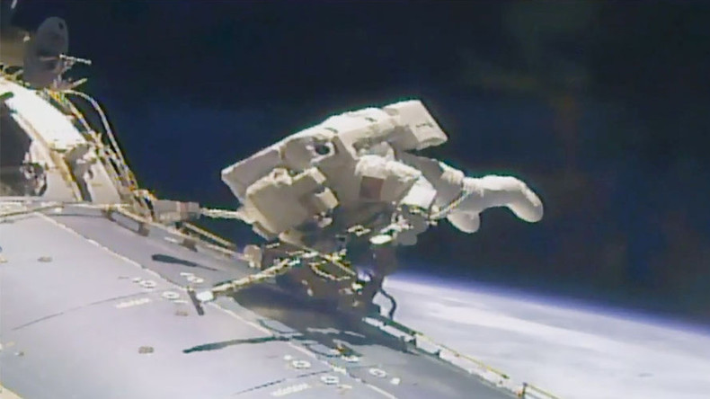 From glitch to 'awesomesauce': Astronauts perform 200th space station spacewalk