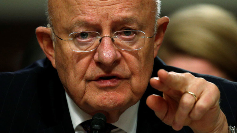 Former Intelligence Director Clapper says Trump 'assaulting' US institutions (VIDEO)