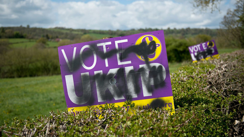 That's our policy! Tories accused of stealing ideas from UKIP & Labour
