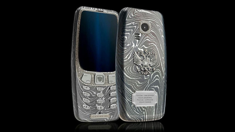 Indestructible phone:  Italian luxury brand to make titanium Nokia 3310