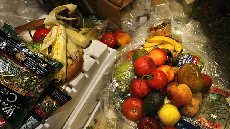 High amounts of 'vital nutrients' thrown away in US food waste - study