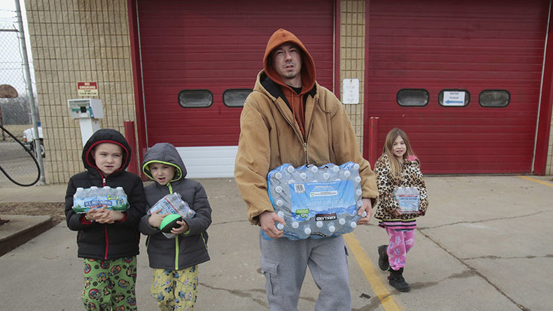 Some Flint families not eligible for state food assistance supplement