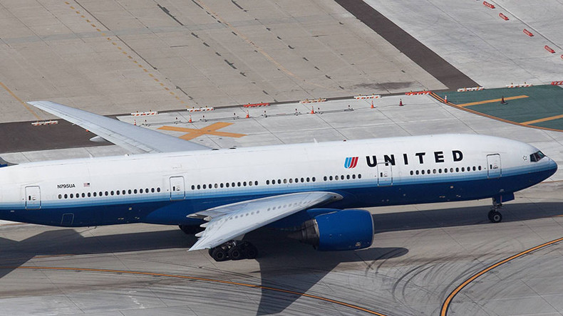 United Airlines changes cockpit codes after exposure on public website
