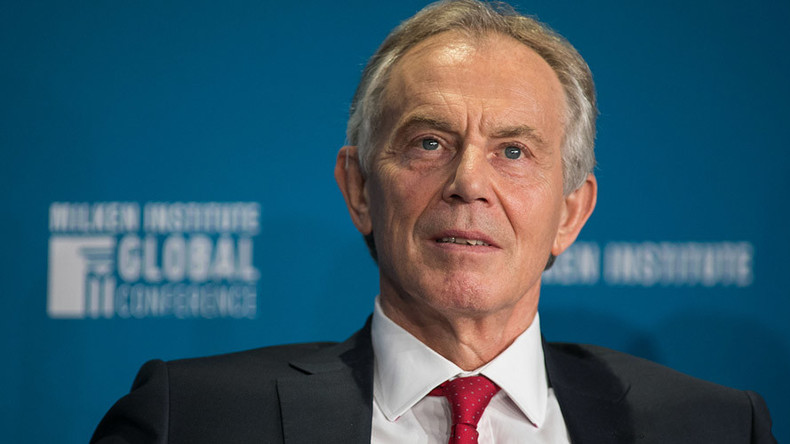 Blair prosecuted for Iraq War? Ex-PM's legal immunity challenged in court