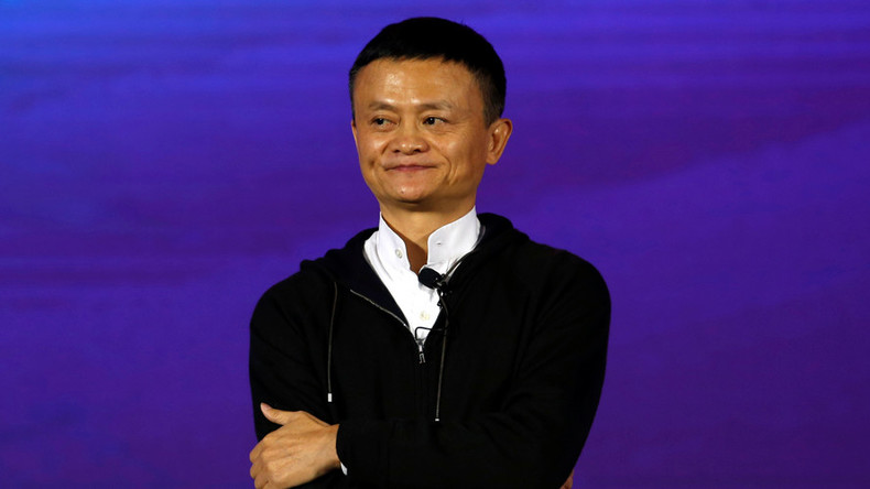 Alibaba's Jack Ma reclaims title as China's richest man