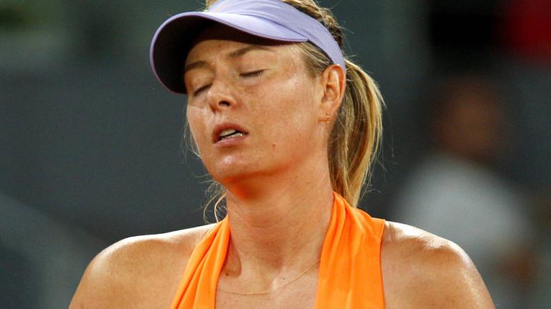 Maria Sharapova denied French Open wildcard entry