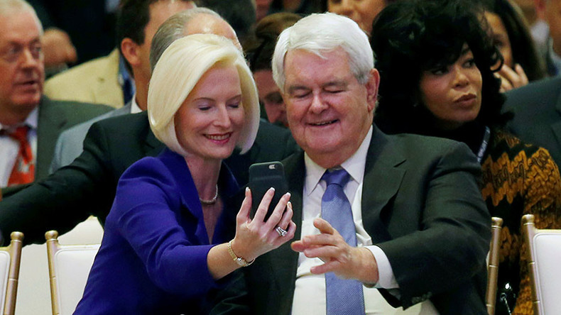 Callista Gingrich, wife of former House speaker, in line to be US ambassador to Vatican – reports