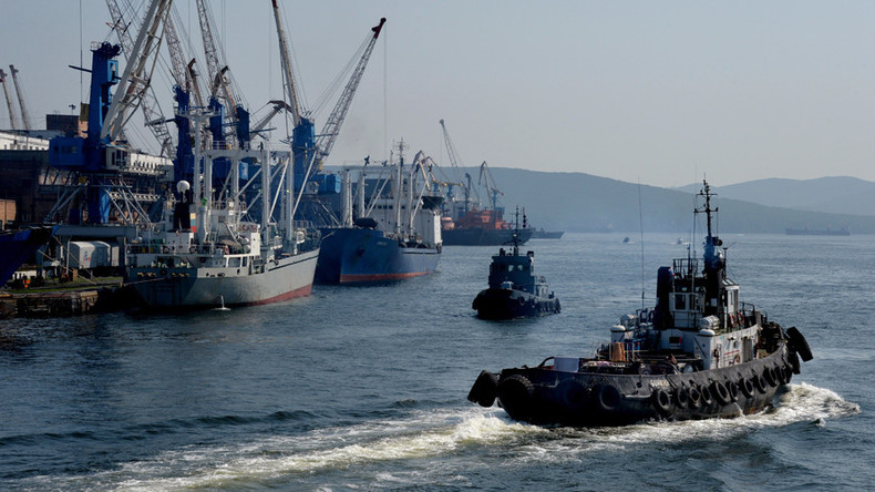 Ferry service opens between N. Korea & Russia's Vladivostok