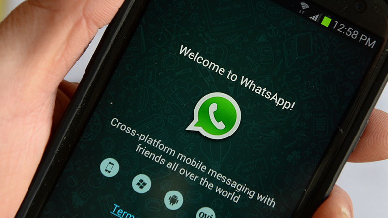 WhatsApp messaging app suffers brief outage worldwide
