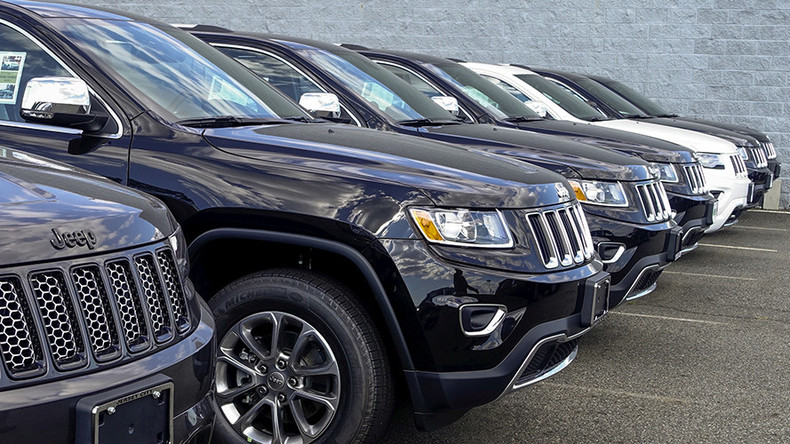 US preparing legal action against Fiat Chrysler over diesel emissions