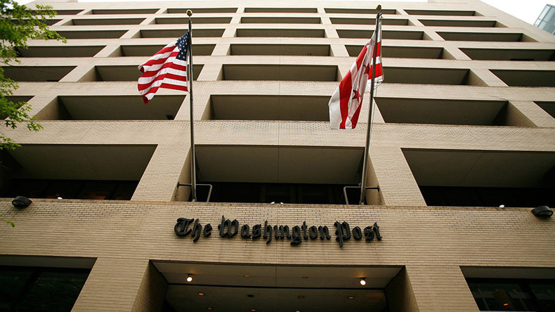 The Washington Post: America's #1 source of mass hysteria