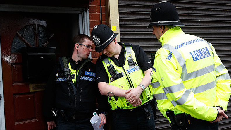Thousands of un-vetted police officers on Britain's streets