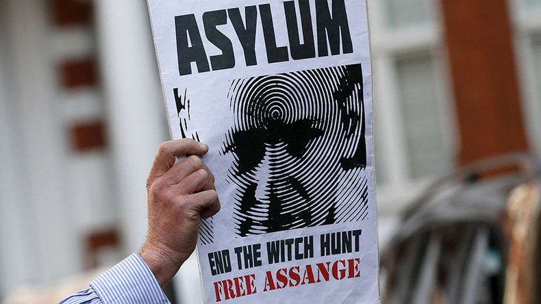 Ecuador asks UK PM Theresa May to give Assange safe passage