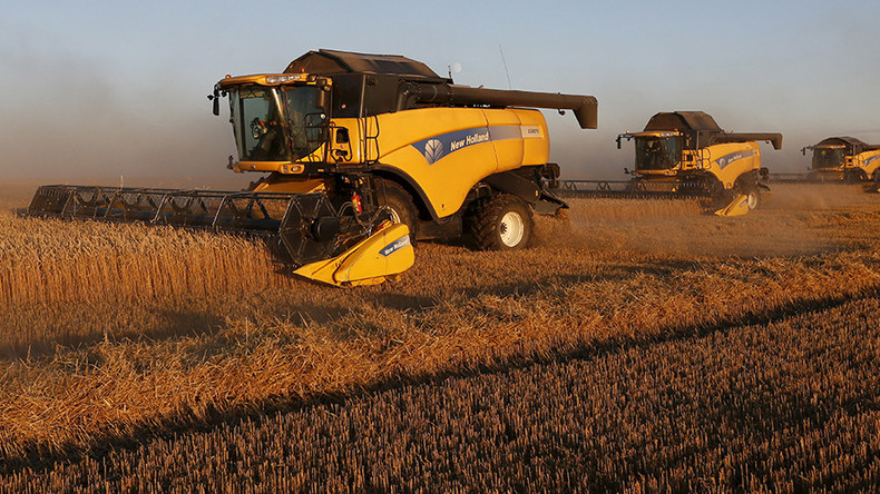 Venezuela to import 60,000 tons of Russian wheat per month