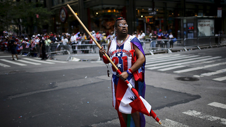 Latino police associations, food giant Goya boycott NY Puerto Rican Day Parade