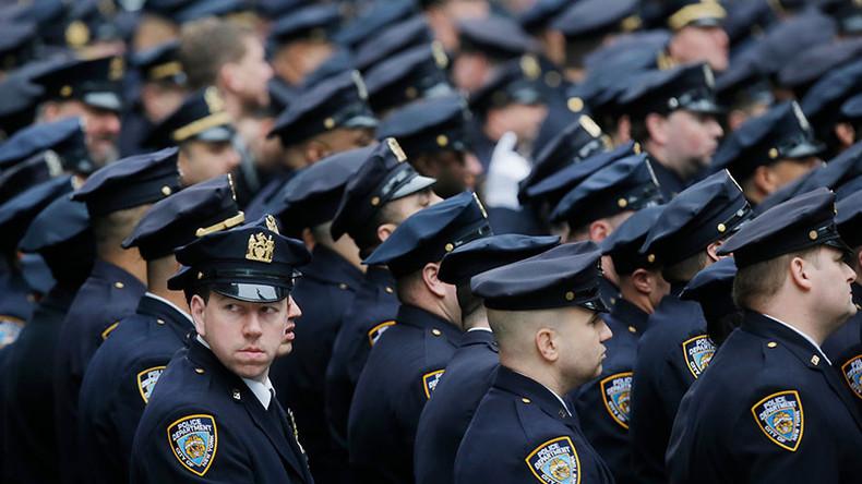 DOJ launches 'Blue' alert for threats against law enforcement