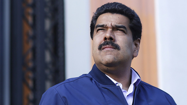 'Get your dirty hands out of Venezuela' – Maduro to Trump