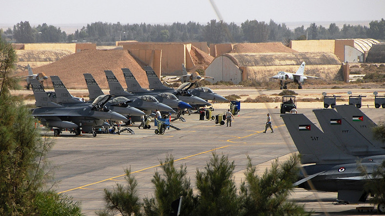 jordan air force base