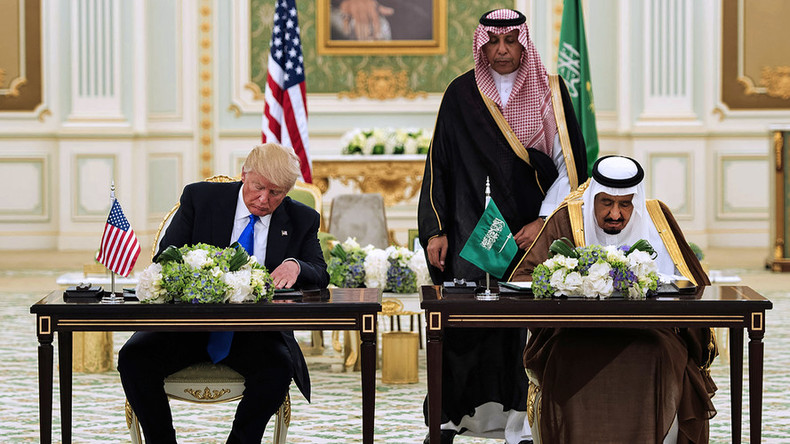 America's cash cow: 'Trump does not value the Saudis, only their money'