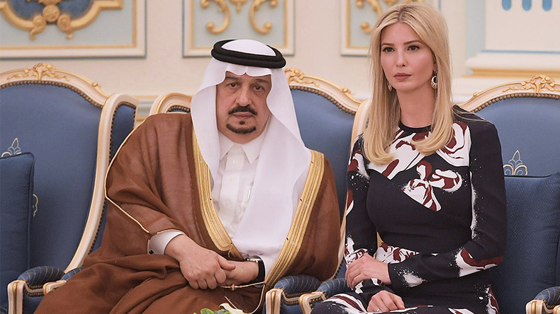'Encouraging': Ivanka & Melania Trump praise Saudi Arabia's progress on women's rights