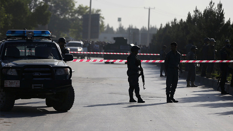 German NGO worker killed in Kabul amid multiple attacks by Taliban