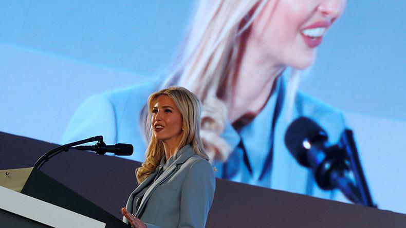 Melania & Ivanka Trump mocked for praising Saudi Arabia on women's rights