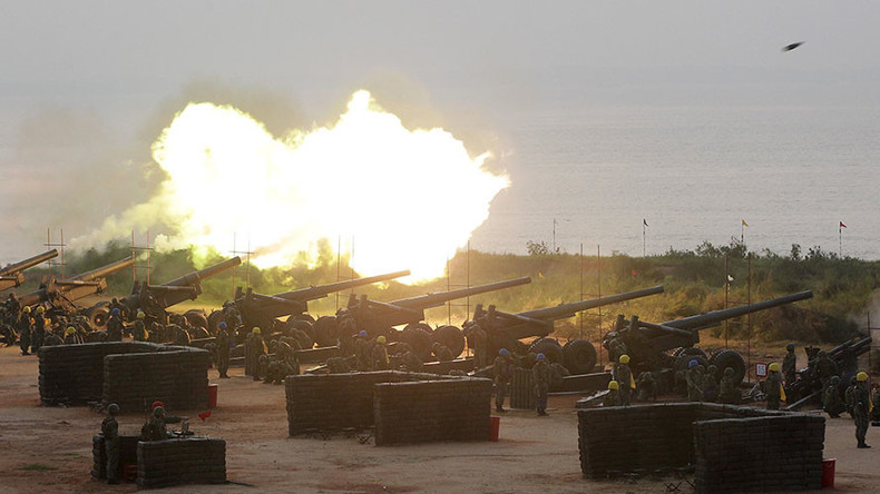 Taiwan kicks off military drills aimed at fending off potential Chinese attacks - report