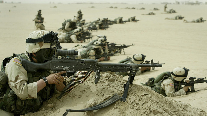 'Arab NATO' reserve force to fight terrorism is 'myth & propaganda'