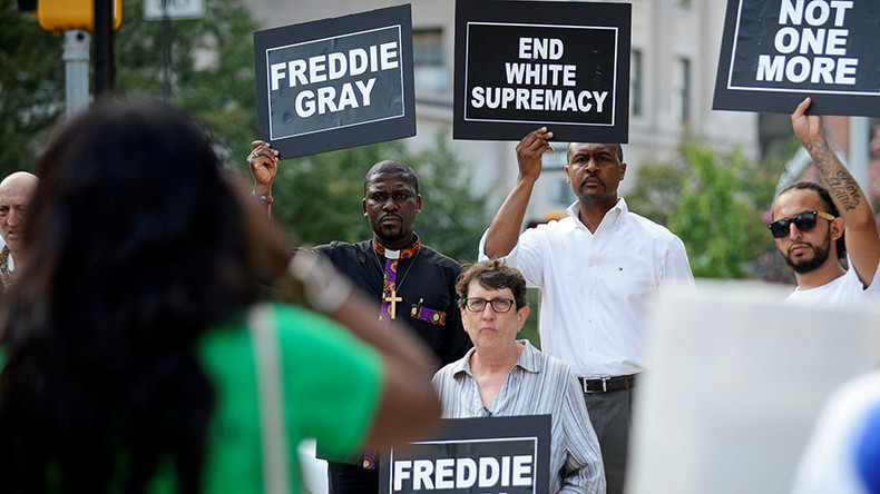 Baltimore cops involved in Freddie Gray death face internal police charges