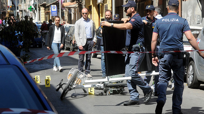 'Cosa Nostra still here': Mafia don assassinated while biking in Sicily