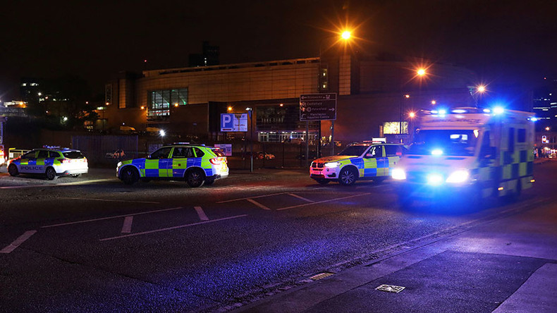 'Broken' Grande finds no words to describe sorrow following Manchester concert bloodshed