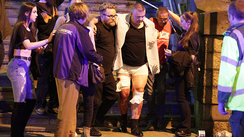 Manchester Arena attack: 'We caused bloody chaos, not surprising there's blowback'
