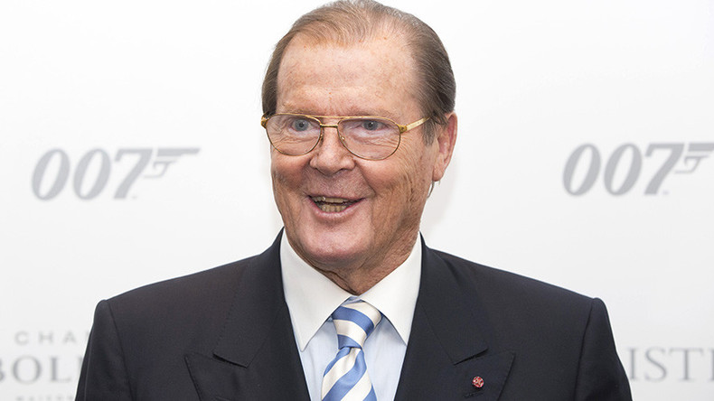 'James Bond' actor Sir Roger Moore dies age 89