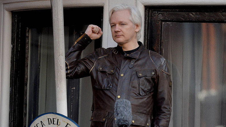 Assange defends Clinton campaign leaks in foreword of new book