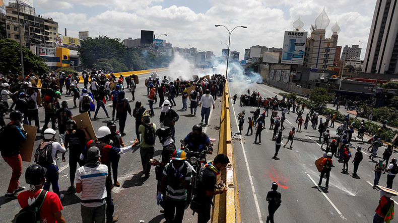 Venezuelans top nationality seeking asylum in US