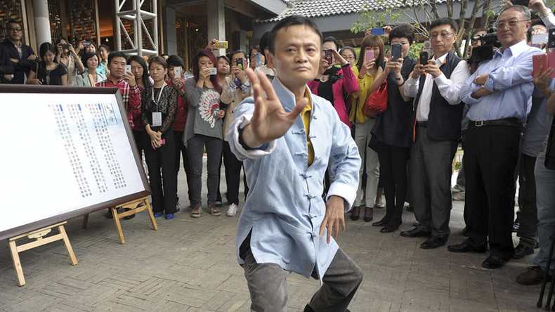 Jack Ma teaches tai chi to entrepreneurs for $15,000