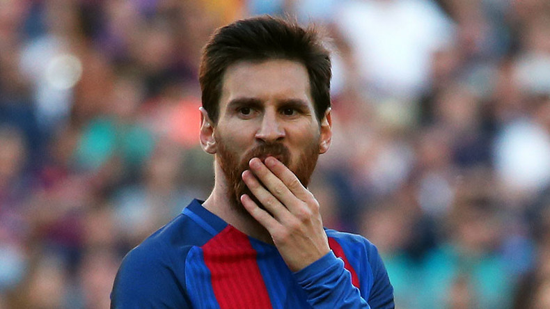 Messi has 21-month suspended prison sentence upheld after failed appeal