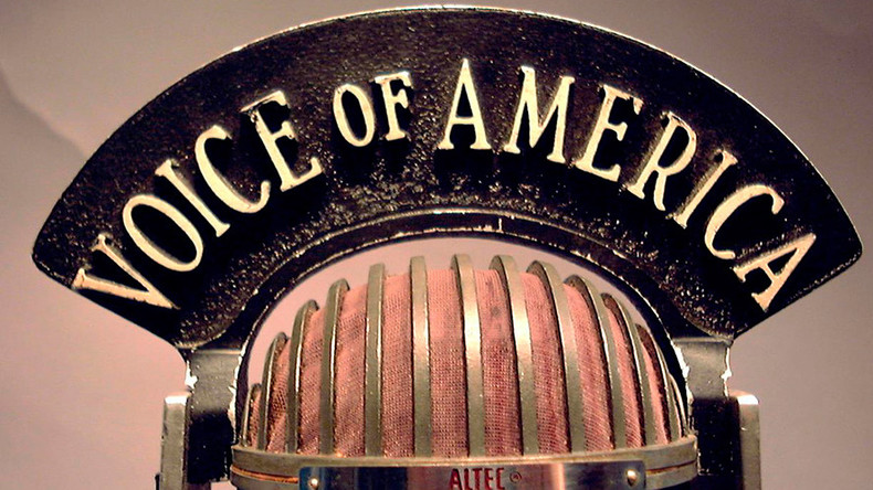 Voice of America faces budget cuts, vows to fight 'Russian disinformation'