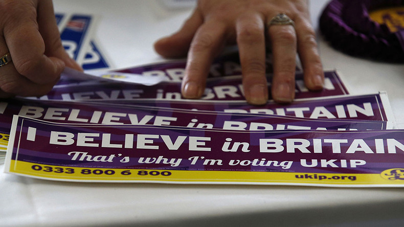 UKIP claims it's 'more important than ever' amid tense post-Manchester manifesto launch