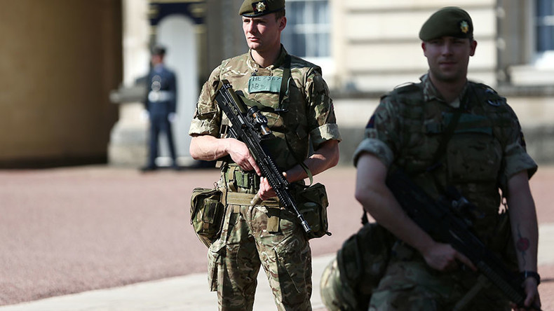 Army bomb disposal unit responds to incident in Manchester