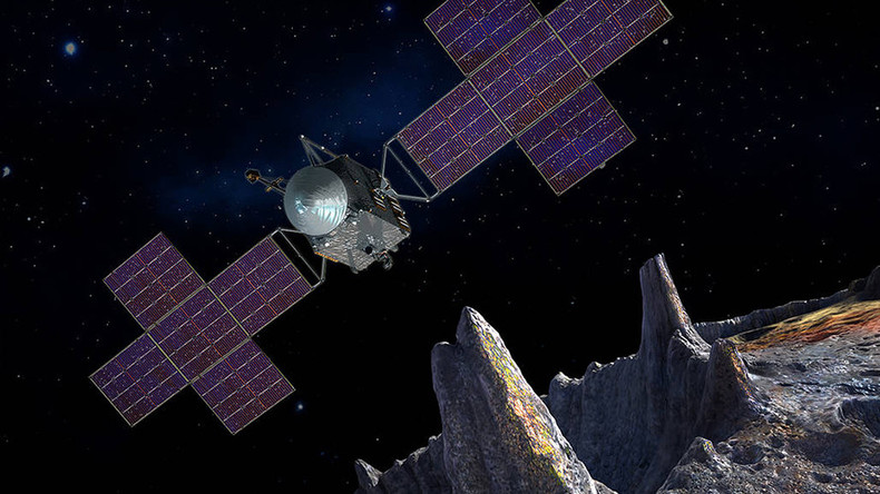 Asteroid worth $10,000 quadrillion 'could transform global economy'