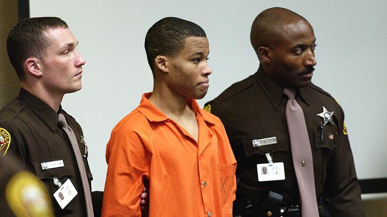 Judge overturns life sentence of DC sniper Lee Boyd Malvo