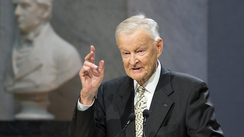 Zbigniew Brzezinski, US Cold War national security advisor, dies at 89